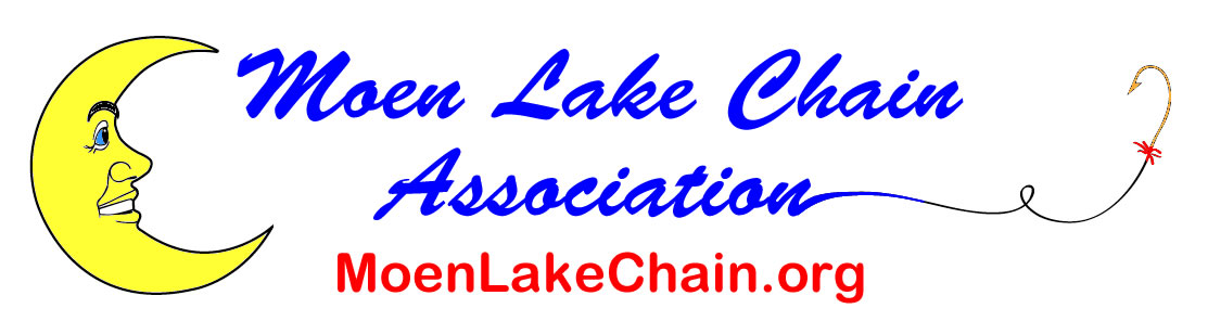 Moen Lake Chain Association MoenBeams Graphic